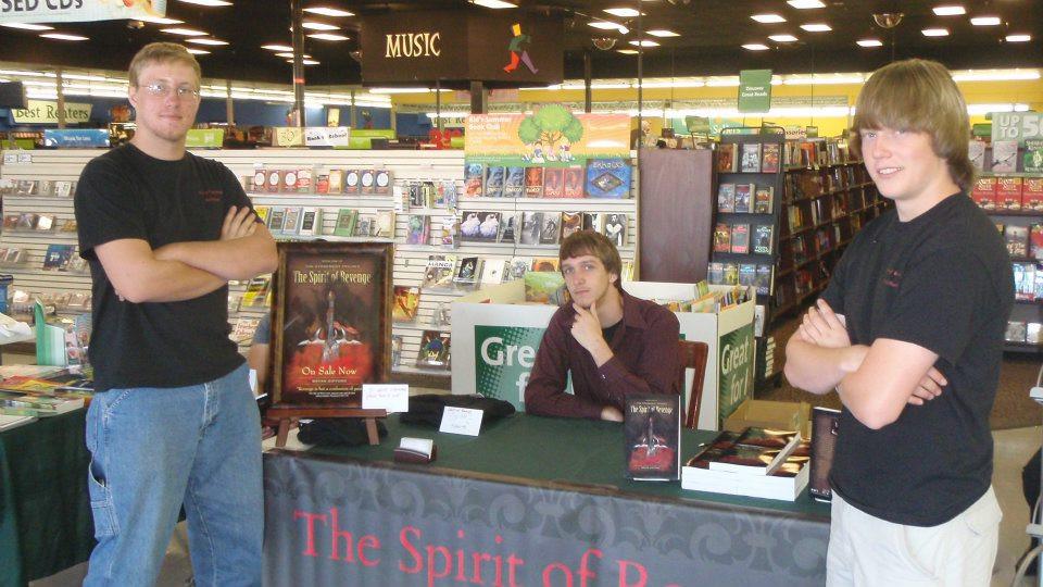 Bryan Gifford fantasy books
