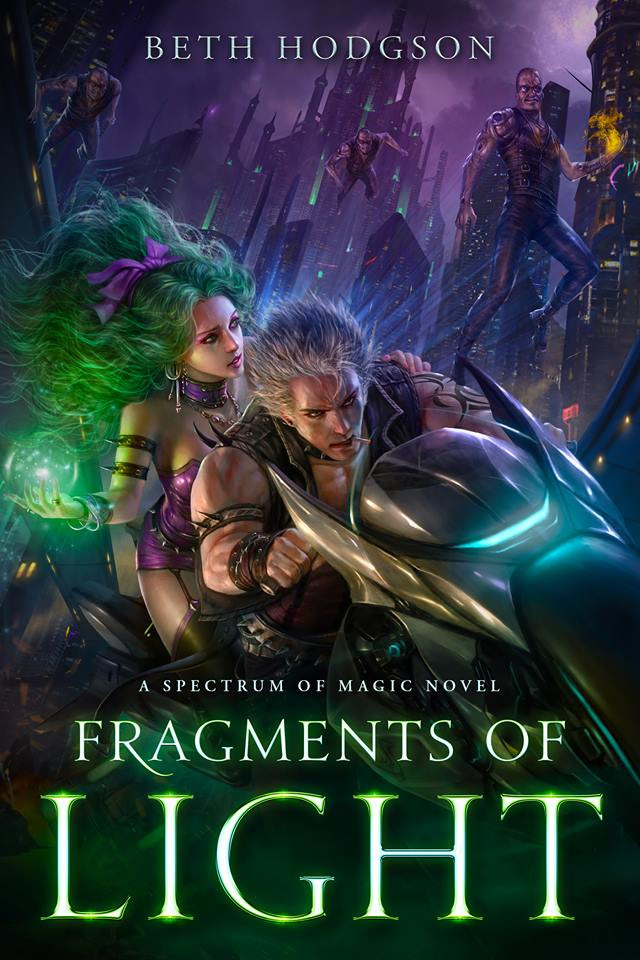 Fragments of Light Cover
