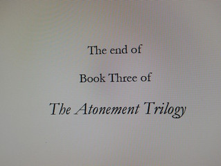 The Atonement Trilogy Updates