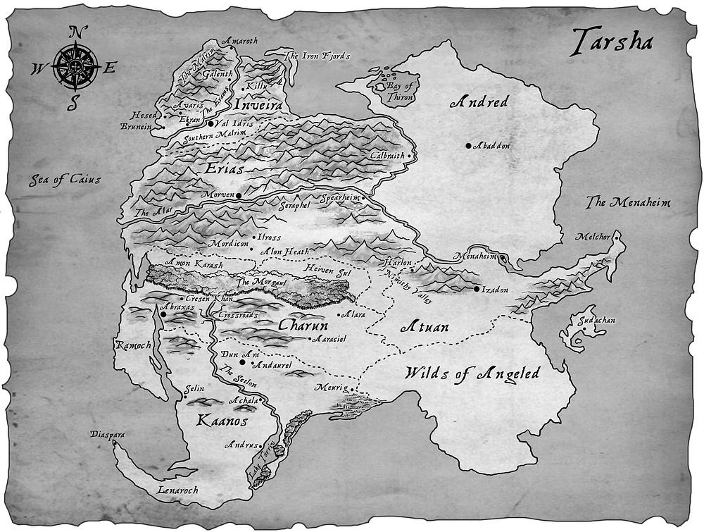 fantasy worldbuilding