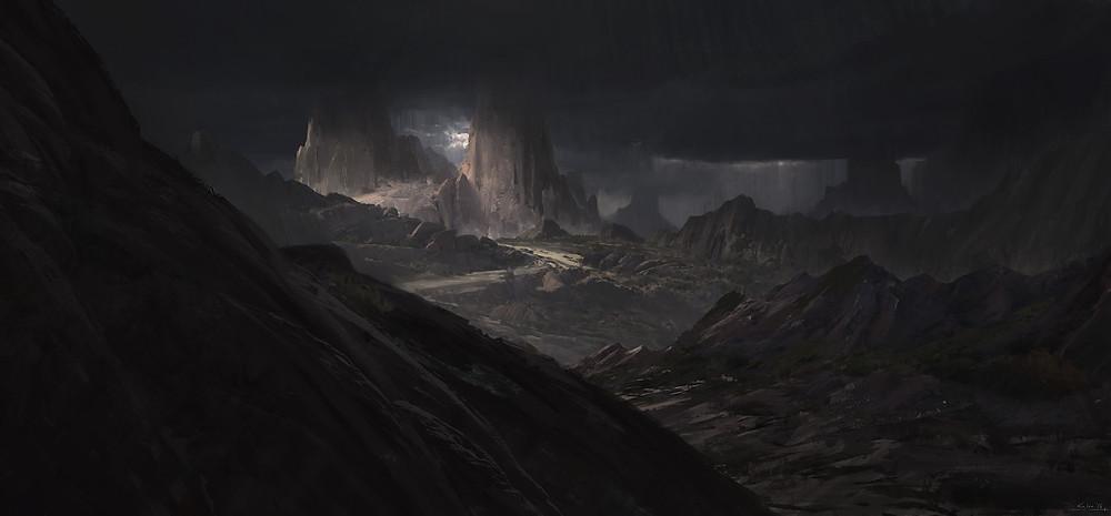 Fantasy Canyons