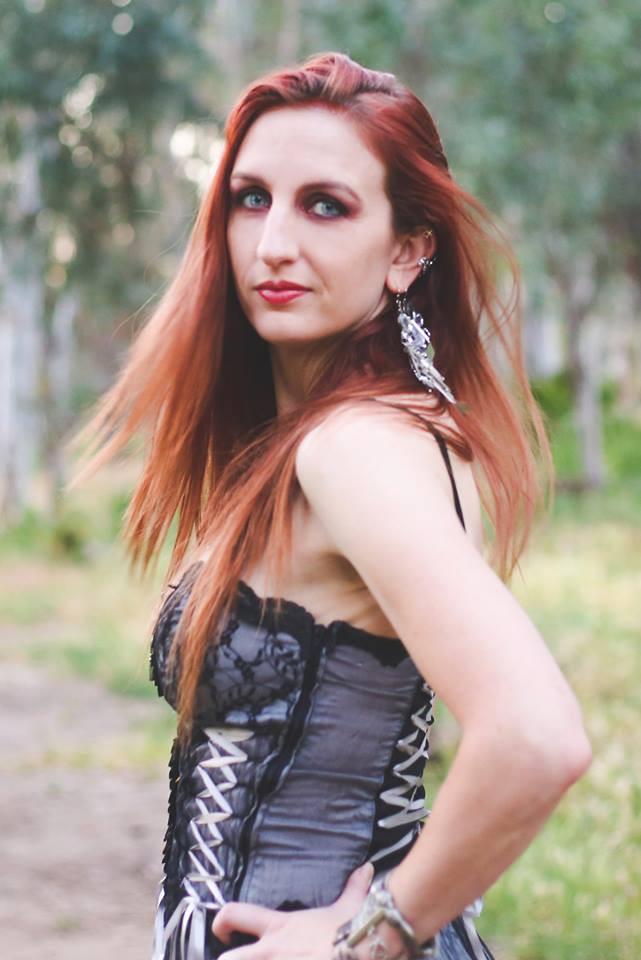Author Beth Hodgson