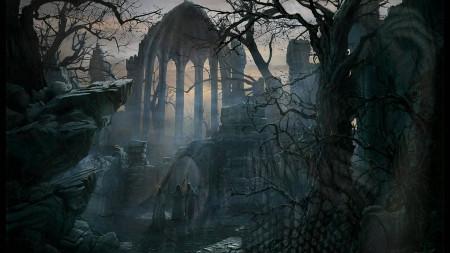 Fantasy Graveyard