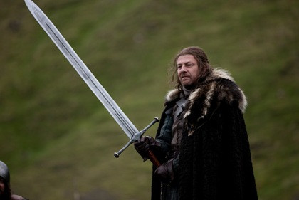 greatsword, Ned Stark