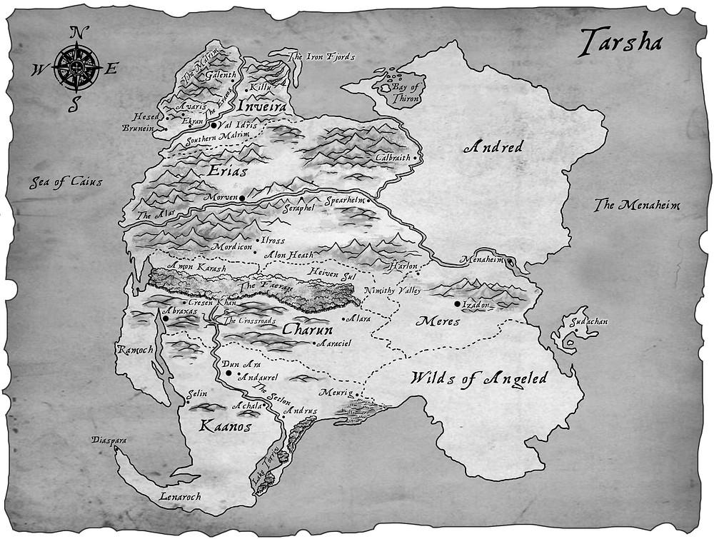 Tarsha Map