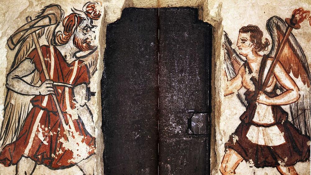 Etruscan Demon Charun