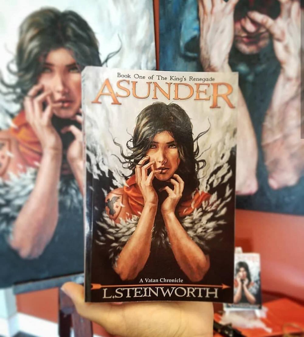 Asunder book
