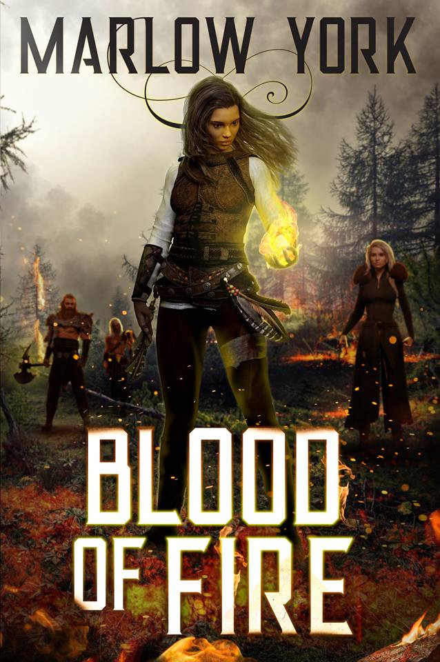 Blood of Fire Book