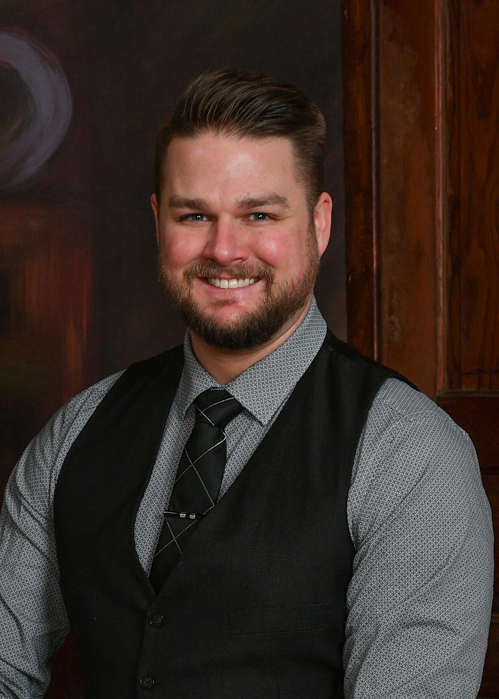 Author Jarod Meyer