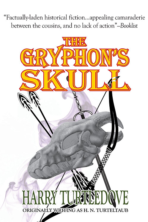The Gryphon's Skull