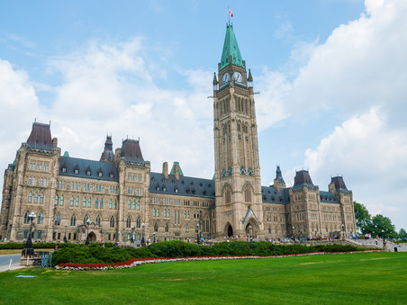 Ottawa: zone rouge