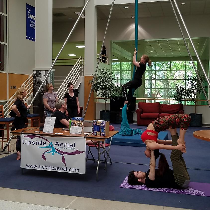 Elon University Wellness Fair