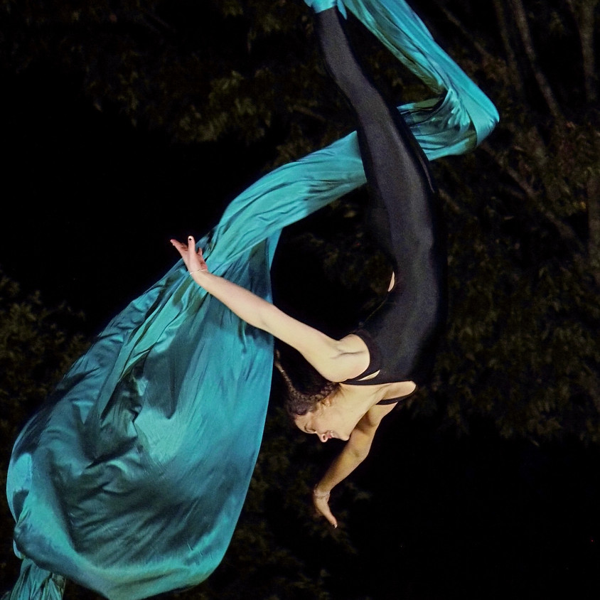 "Upside Aerial Spring Showcase: ""EMERGING"" Part 2"
