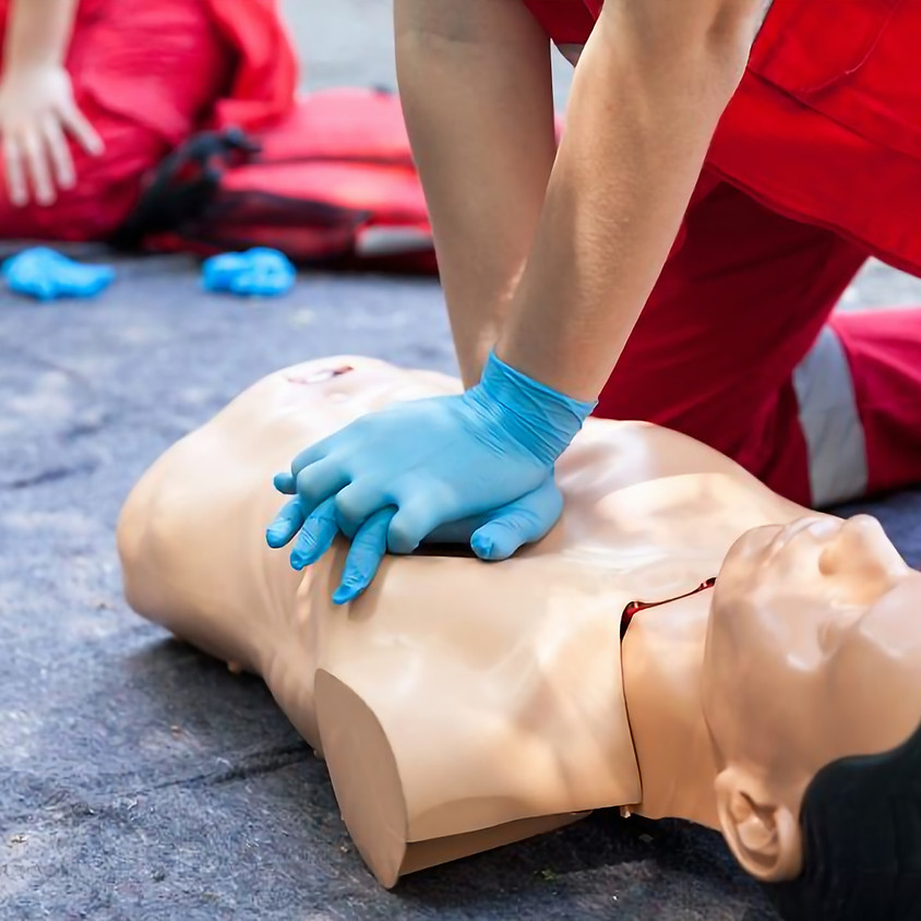 CPR & Basic First Aid Certification