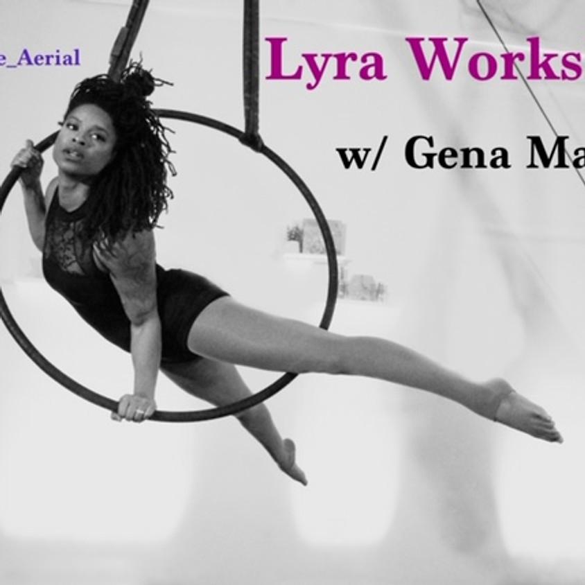 Intro to Lyra (Aerial Hoop) Workshop