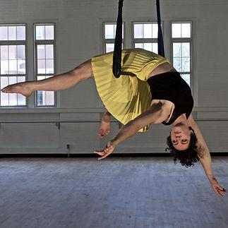 Alison Trapeze Arlynn Zachary photoshoot