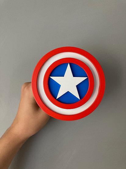 Colgador Capitán América