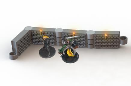 Modular Gaming Dungeon