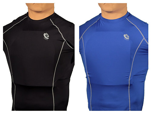 Armored Shirts w/front, back and side panels