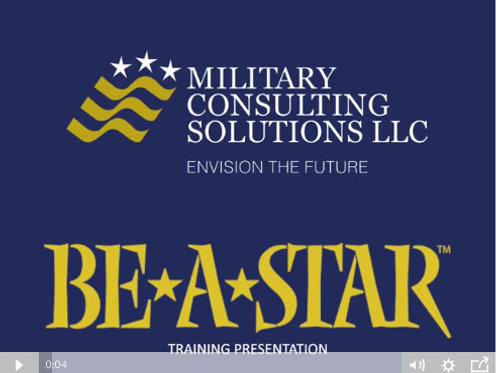 BE-A-STAR Online training and certification