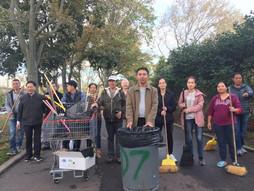 Fujian Seniors Volunteer