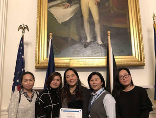 PCR Outstanding Dedication to The Thrive NYC- MHFA Initiative