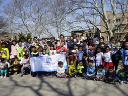 Sunset Park  volunteers day