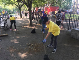 Park Cleaning 2.0