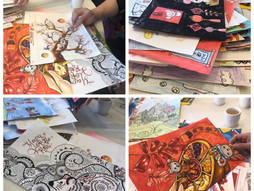 PCR's Lunar New Year drawing contest
