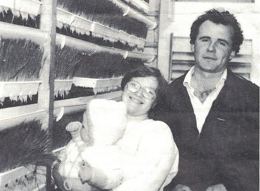 Everspring Farms Founders Dale and Marianne Donaldson