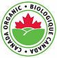 Canada Organic Cetified Logo