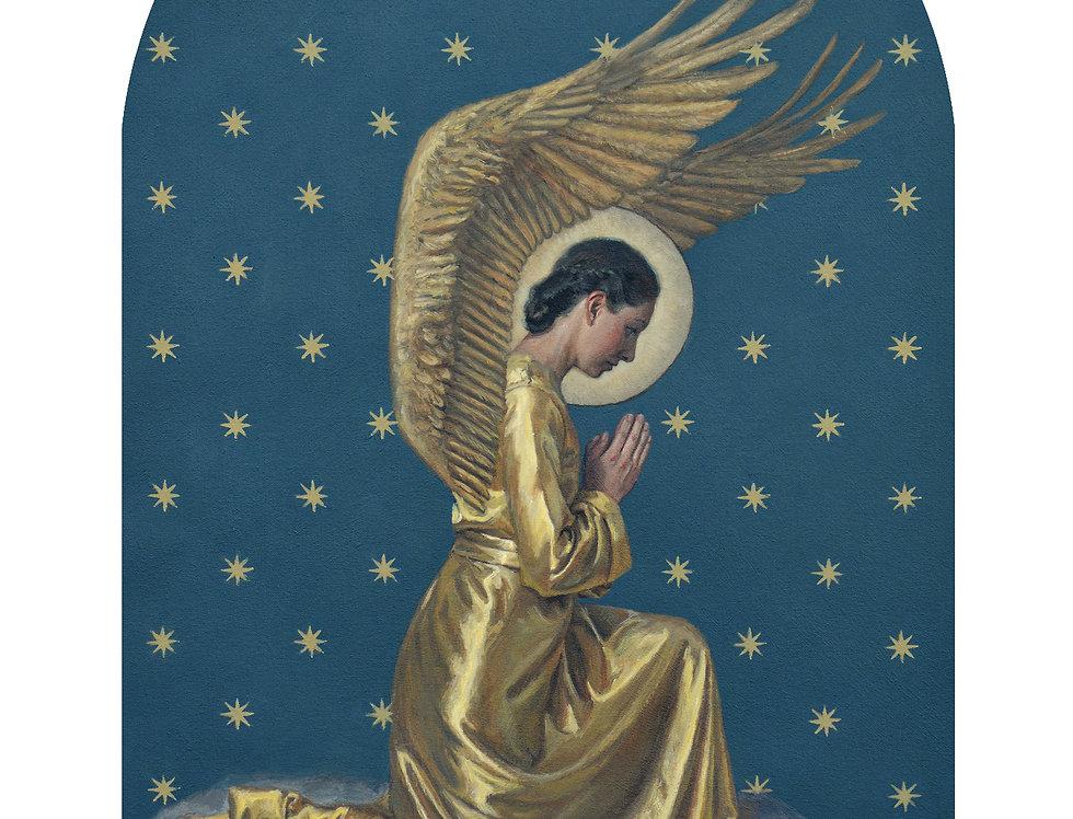 'Angel (Left)' Print
