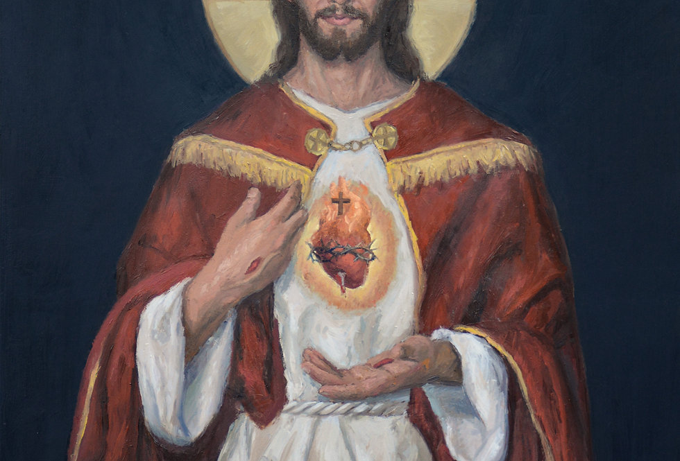 'Sacred Heart' Print