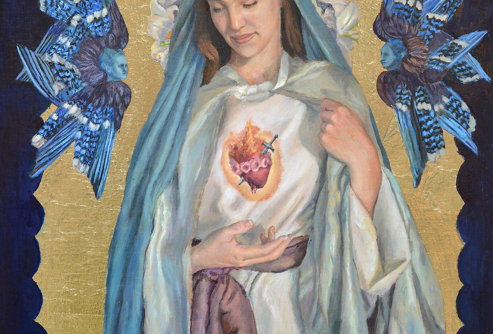 'Immaculate Heart of Mary
