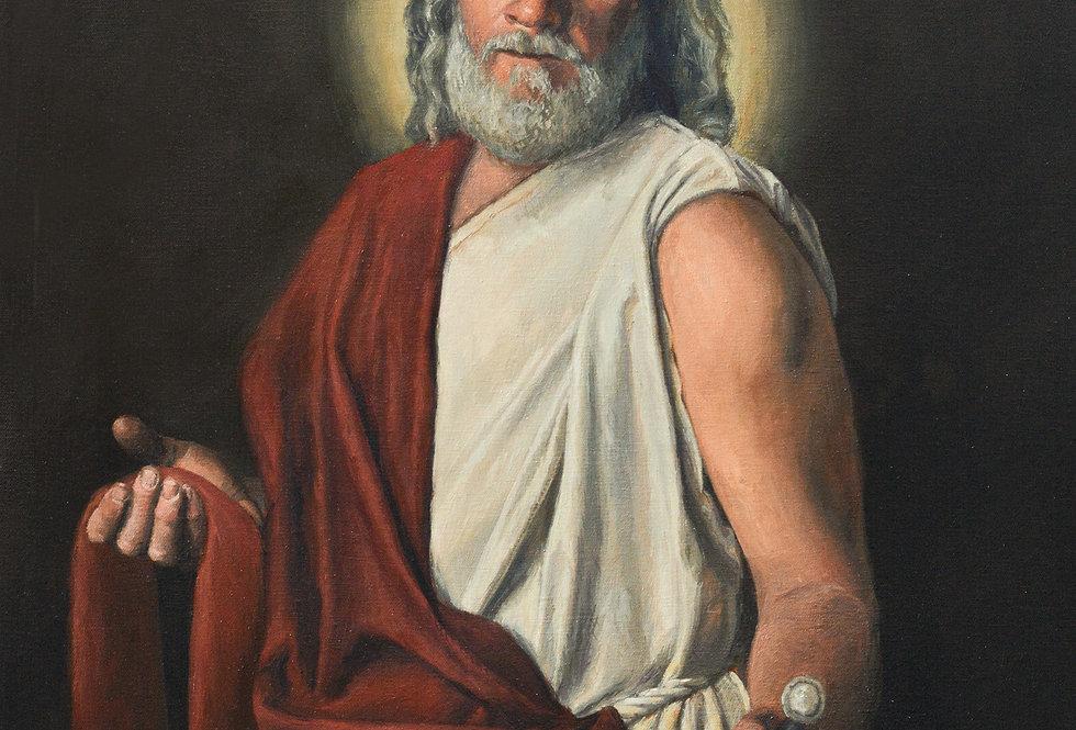 'St. Elijah' Print