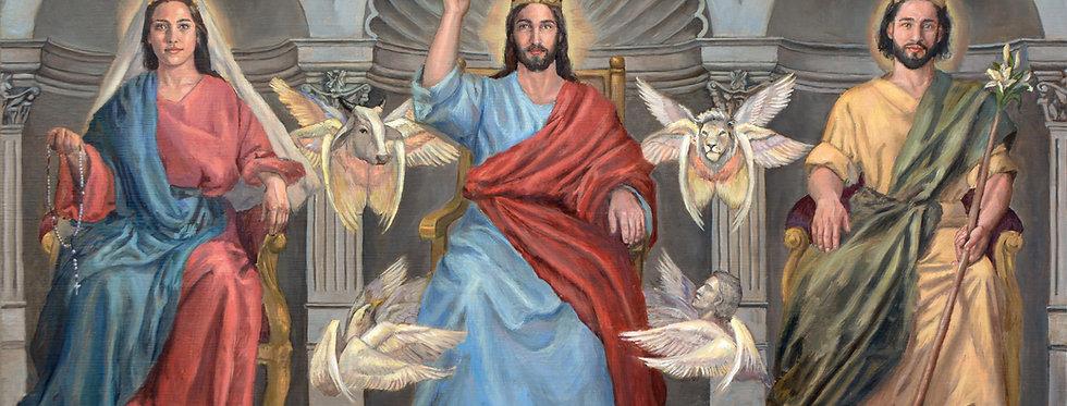 'Matthew 20:23' Print