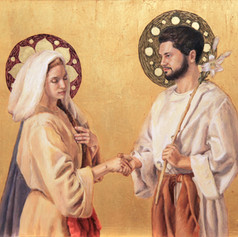 The Marriage of Mary & Joseph