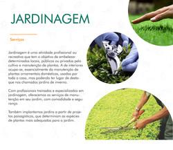 Portifólio - Jardinagem