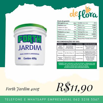 Forth Jardim 400 gramas