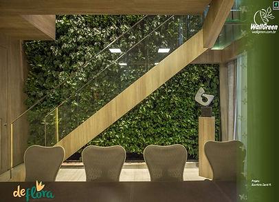 Jardim Vertical WallGreen Deflora