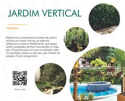 Portifólio - Jardim Vertical