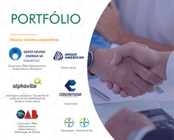 Portifólio - Clientes