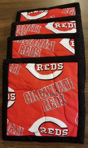 Cincinnati Reds Coasters