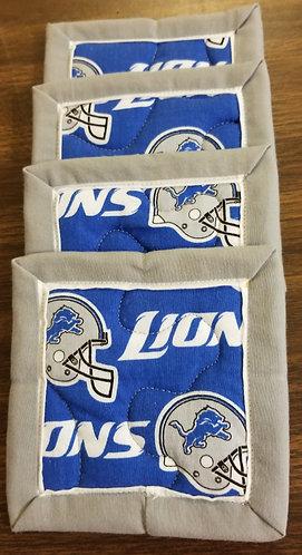 Detroit Lions Coasters