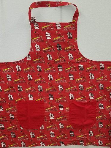 St. Louis Cardinals Apron