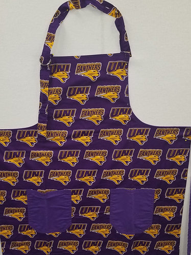 University of Northern Iowa Panthers Apron