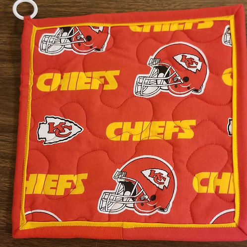 Kansas City Chiefs Hot Pad