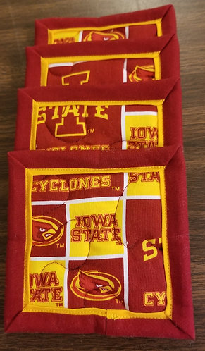 Iowa State University Cyclones Coasters