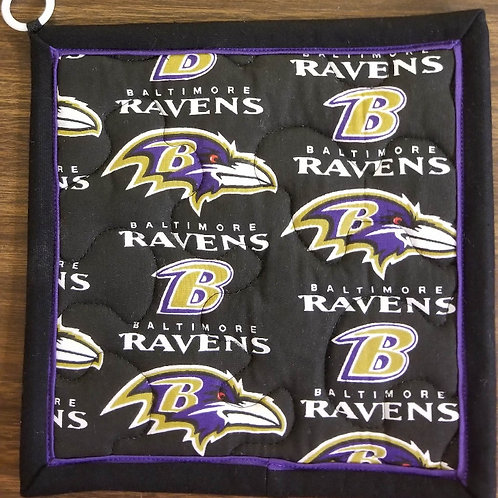 Baltimore Ravens Hot Pad