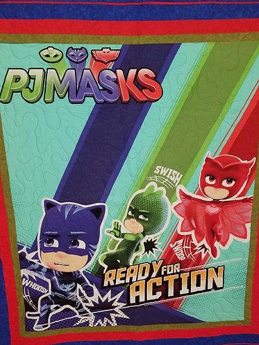 PJ Masks Small Quilt